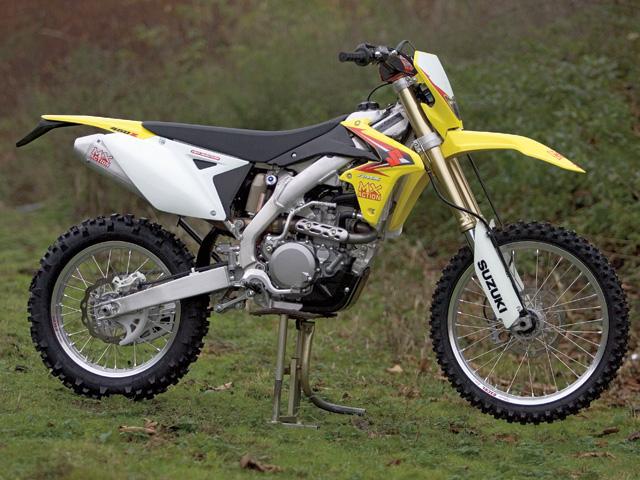 Suzuki RMX 450 Z