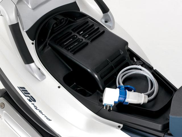 MP3 125 Hybrid