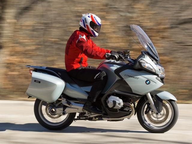 Bmw R 1200 Rt Carretera Motociclismo Es