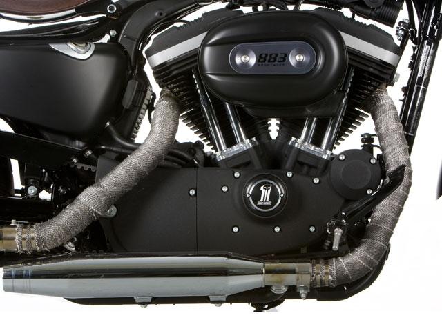 Imagen de Galeria de Harley-Davidson XL 883 Sportster Iron Bobber