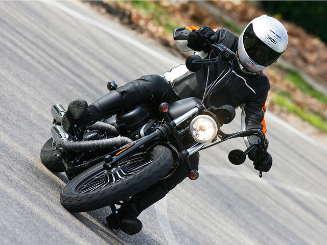 Harley-Davidson XL 883 Sportster Iron Bobber