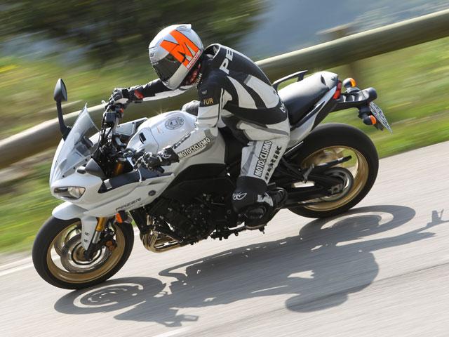 Yamaha FZ8 y Fazer 8