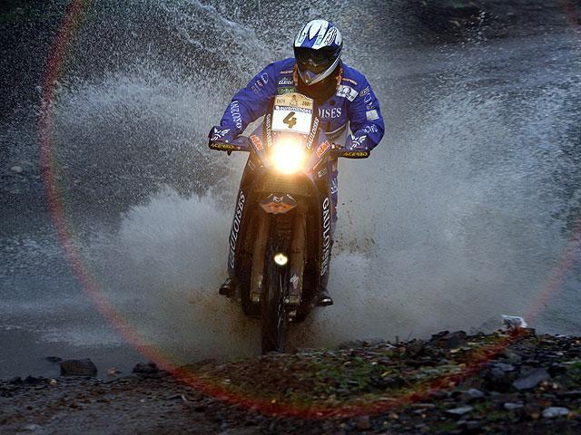 Se acabó el Rally Lisboa Dakar