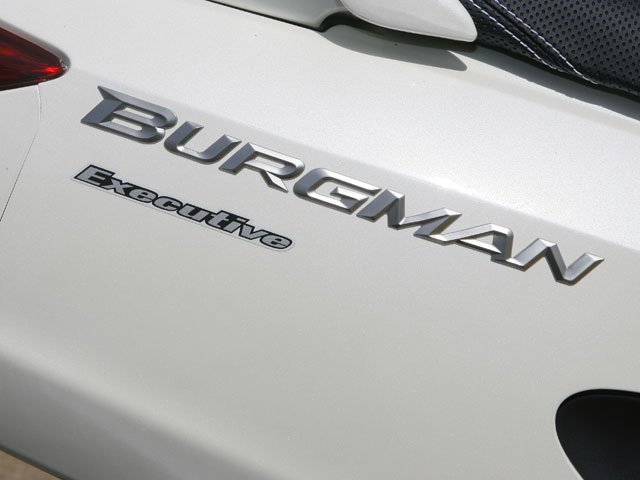 Suzuki Burgman 125 Executive