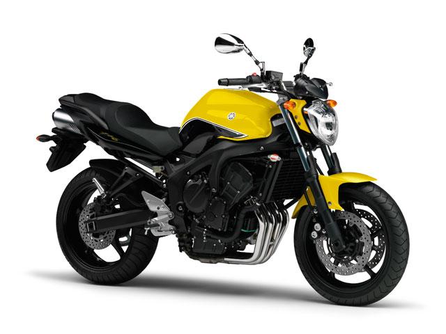 Yamaha FZ8 2010