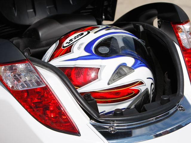 Peugeot Whitesat 125 Compressor