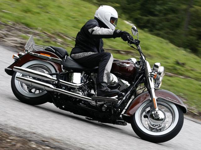 Imagen de Galeria de Harley- Davidson Softail Deluxe