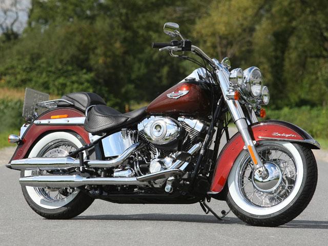 Harley- Davidson Softail Deluxe
