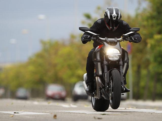 Imagen de Galeria de Ducati Diavel
