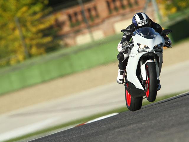 Imagen de Galeria de Ducati 848 EVO
