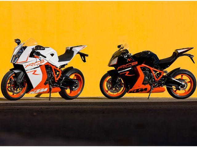 KTM RC8R 2011