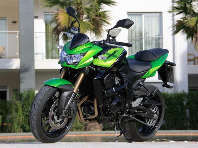 Kawasaki Z750R