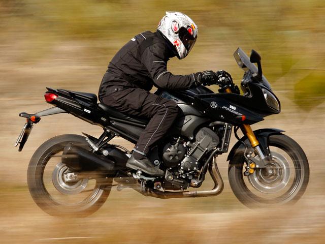 Yamaha FZ8 Fazer, la moto única