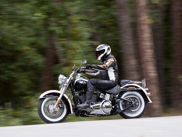 Imagen de Galeria de Harley-Davidson FLSTN Softail Deluxe