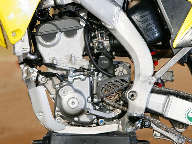 Suzuki RM-Z 250 2011