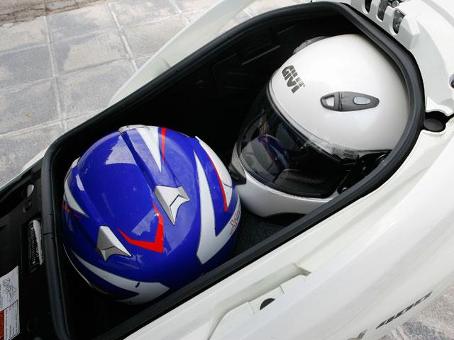 Imagen de Galeria de Suzuki Burgman 400 ABS