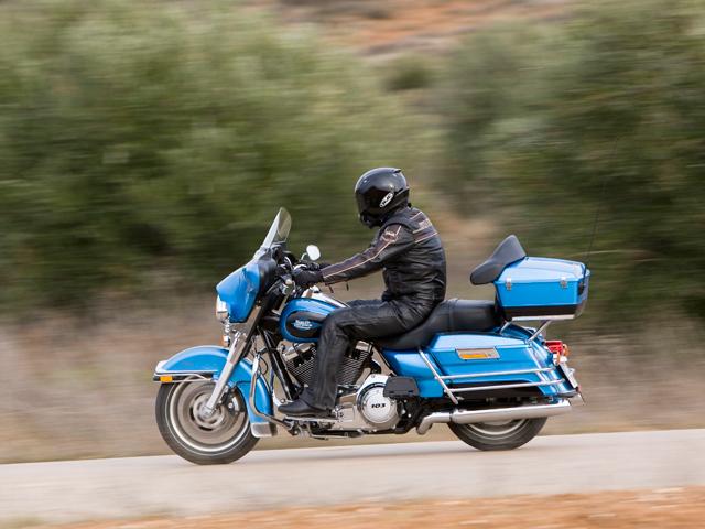 Harley-Davidson Electra Glide Classic