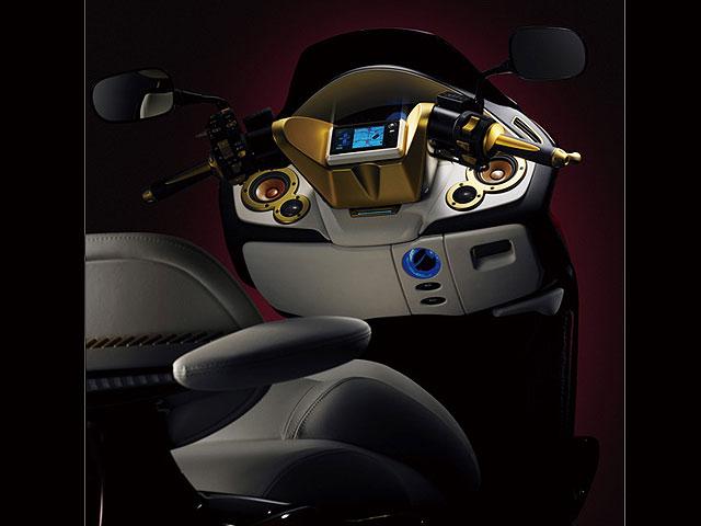 Nueva Honda Forza Smart 2-seater concept