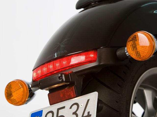Honda VT1300CX C-ABS