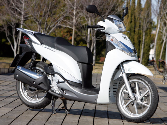 Honda SH 300 Scoopy