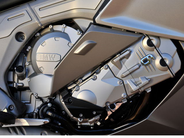 Prueba de la BMW K 1600 GT/GTL