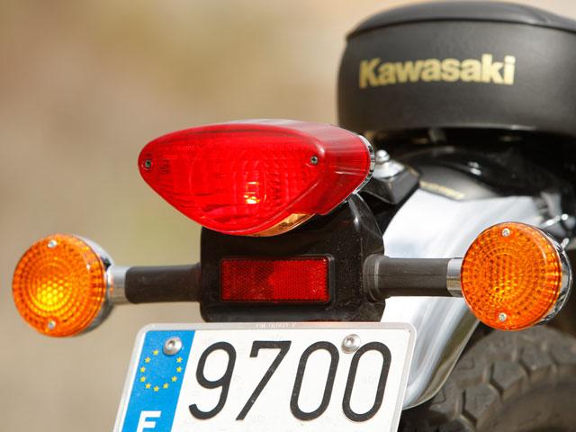 Imagen de Galeria de Kawasaki W800