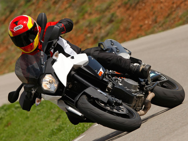 KTM 990 Supermoto Touring ABS