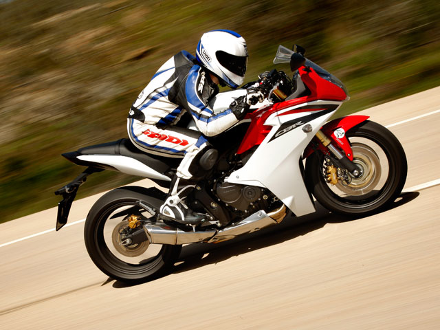 Honda CBR600F C-ABS