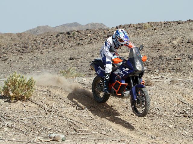 KTM 990 Adventure Dakar Edition