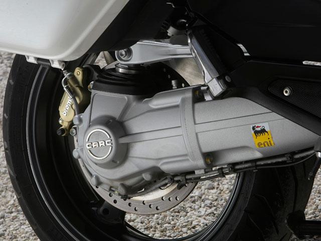 Moto Guzzi Norge 1200 GT 8V