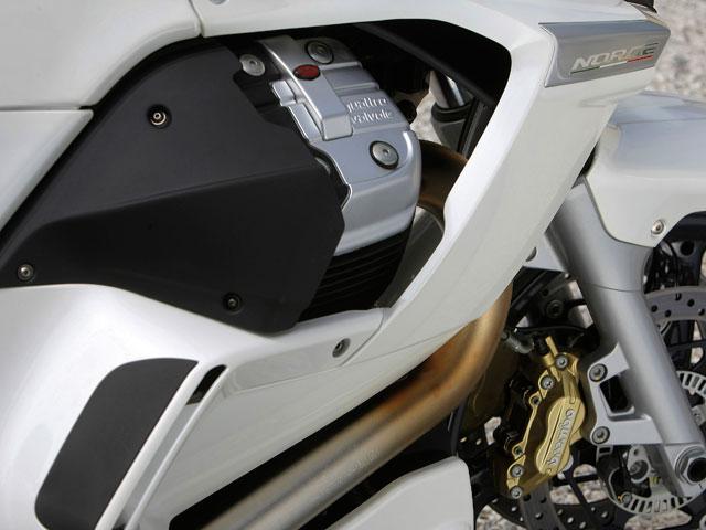 Imagen de Galeria de Moto Guzzi Norge 1200 GT 8V