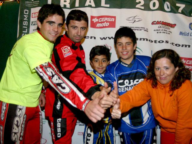 Imagen de Galeria de Todos los campeones territoriales de motociclismo
