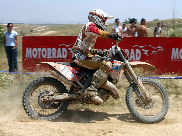 Todos los campeones territoriales de motociclismo