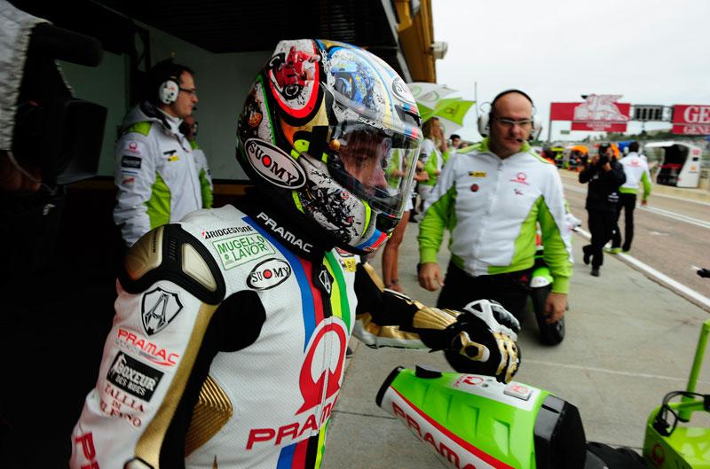 Loris Capirossi se retira del Mundial de MotoGP