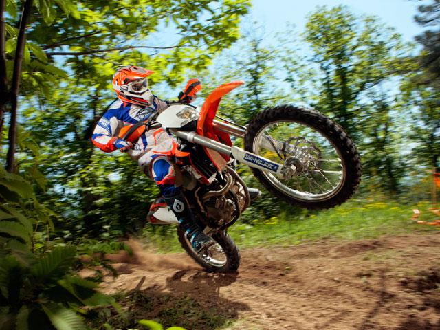 KTM Enduro 2012
