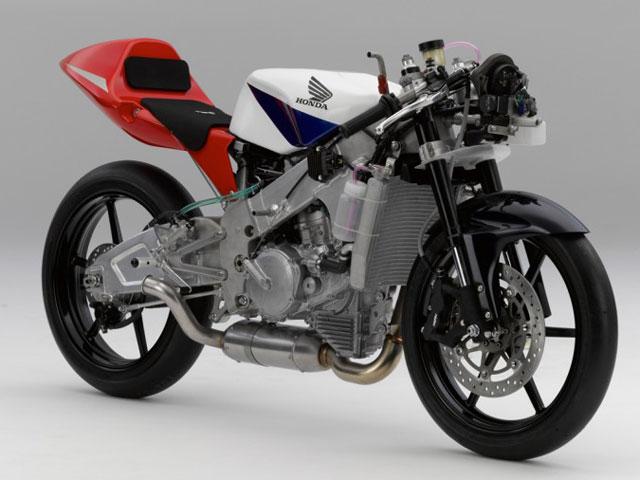 Honda NSF250R de Moto3
