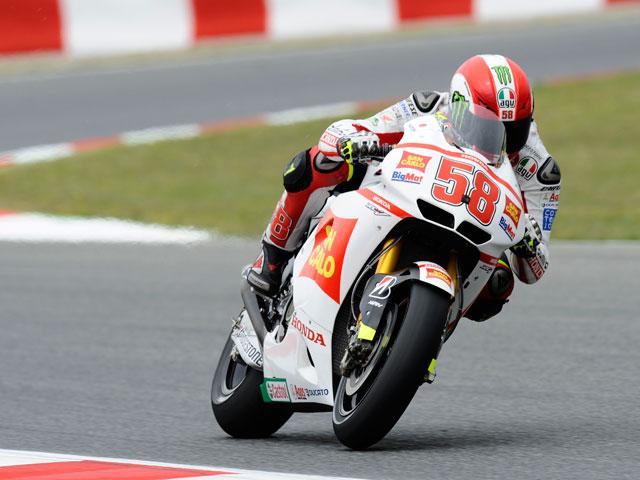Imagen de Galeria de Stoner, de nuevo el mejor en el tercer entrenamiento libre de MotoGP