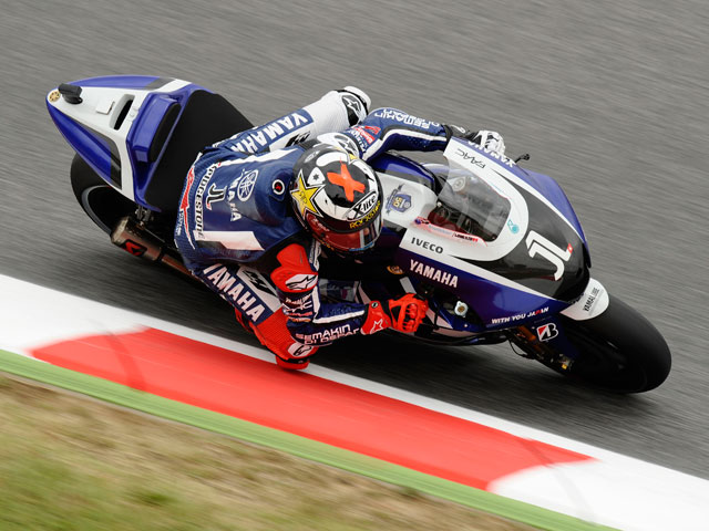 Simoncelli será primero en la parrilla de MotoGP
