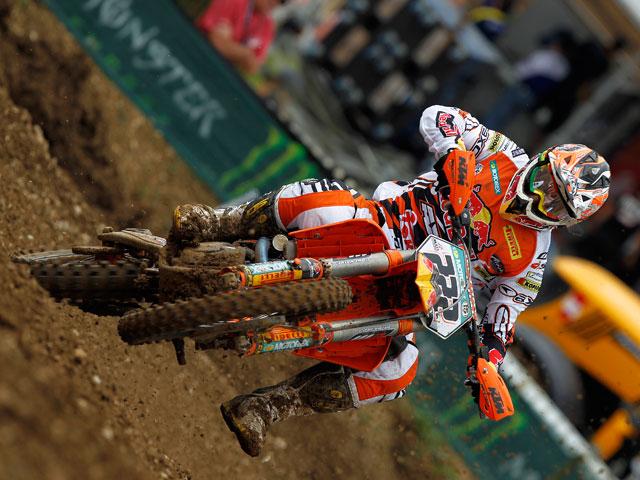 Steve Frossard vence el Motocross de Francia contra todo pronóstico