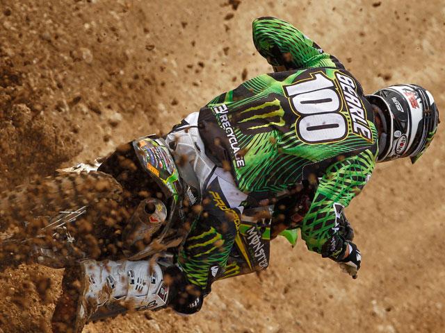 Searle, Campeonato del Mundo de Motocross, Francia