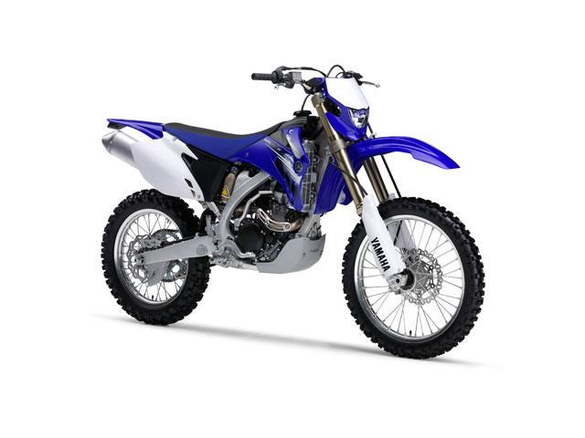 Yamaha presenta su gama off road 2012