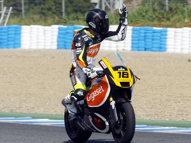 Jordi Torres será el sustituto de Julián Simón en Moto2