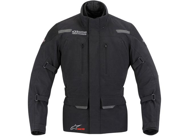 Coleción 2012 de equipamiento Moto Técnica de Alpinestars