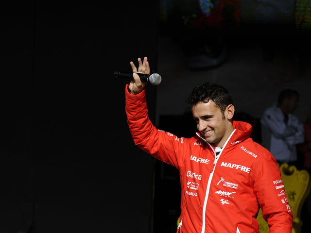 MotoGP. Héctor Barberá espera lograr un buen resultado en el GP de Holanda