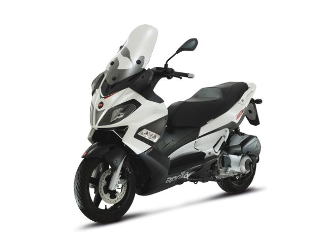 Nuevo scooter Aprilia SR Max 125/300