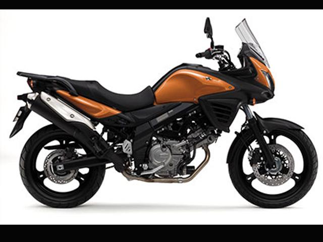 Suzuki V-Strom 2012