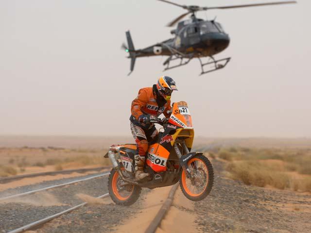 """Jordi Viladoms nos cuenta """"su"""" Dakar"""