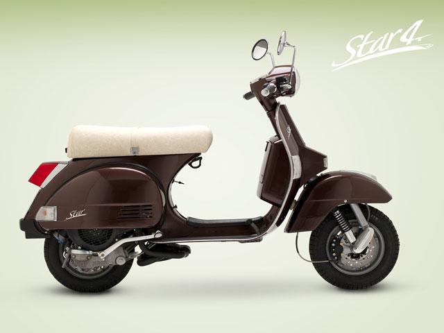 Nuevos colores para la Scooter Star 125 LML