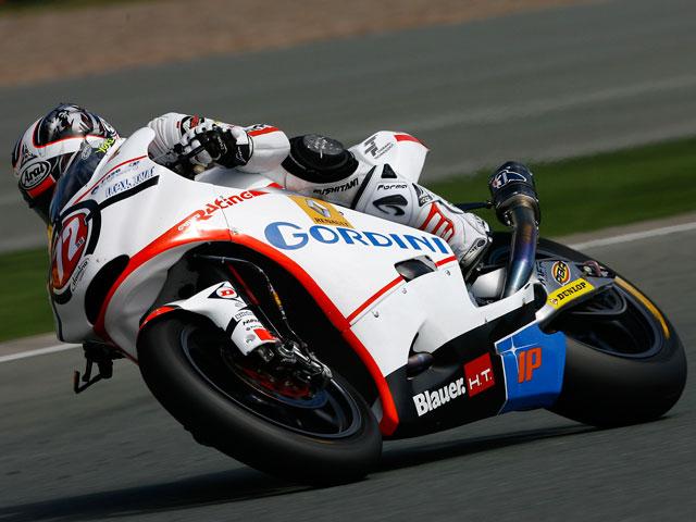 Lorenzo, Takahashi y Terol, los más rápidos en el último libre en Sachsenring