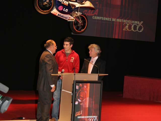 Gala de Campeones de Motociclismo 2006